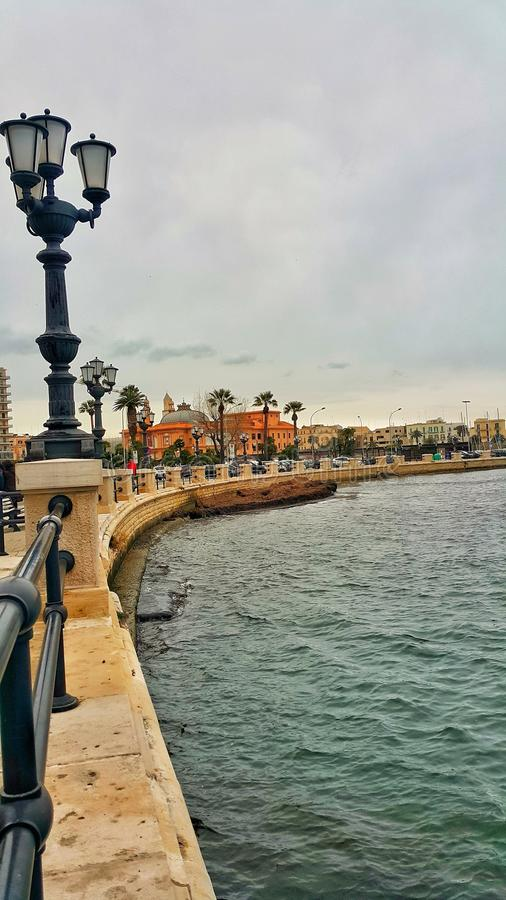 Bari Italy photos libres de droits