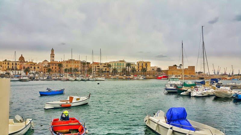 Bari, Italy stock image