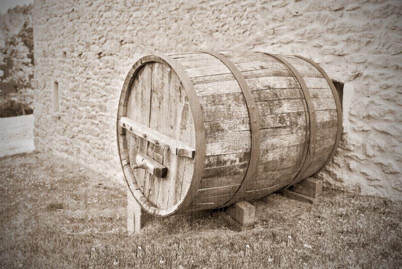 Baril en bois photos libres de droits