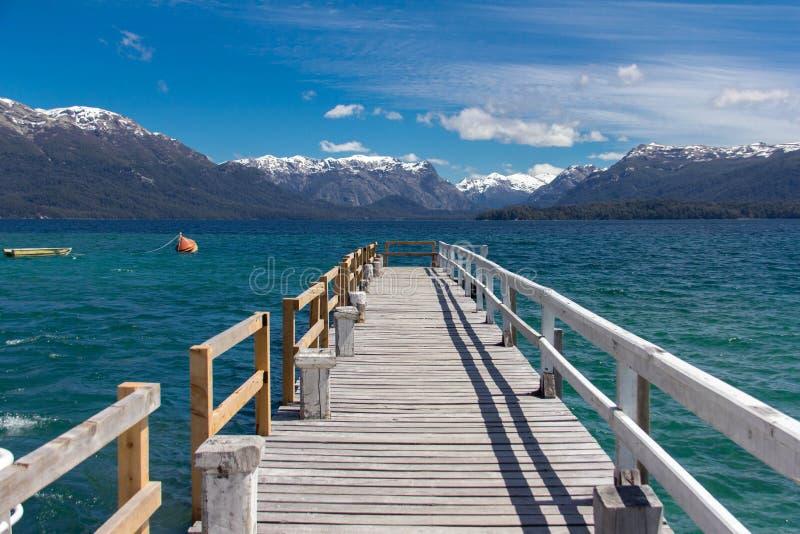 Bariloche, Argentina fotografia stock libera da diritti