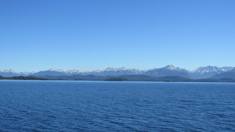 Bariloche Argentina royalty free stock image