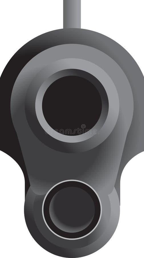 Barilotto Di Pistola Fotografia Stock