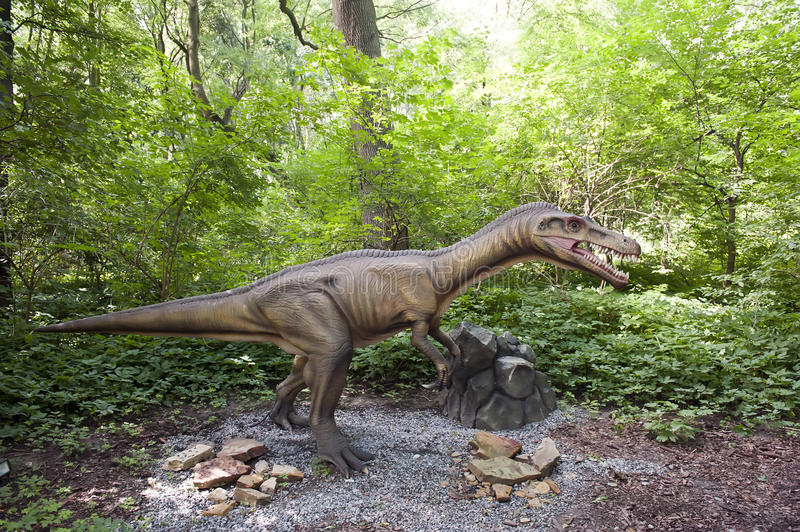 Download Barionyx stock photo. Image of dino, earlier, figure - 25481124