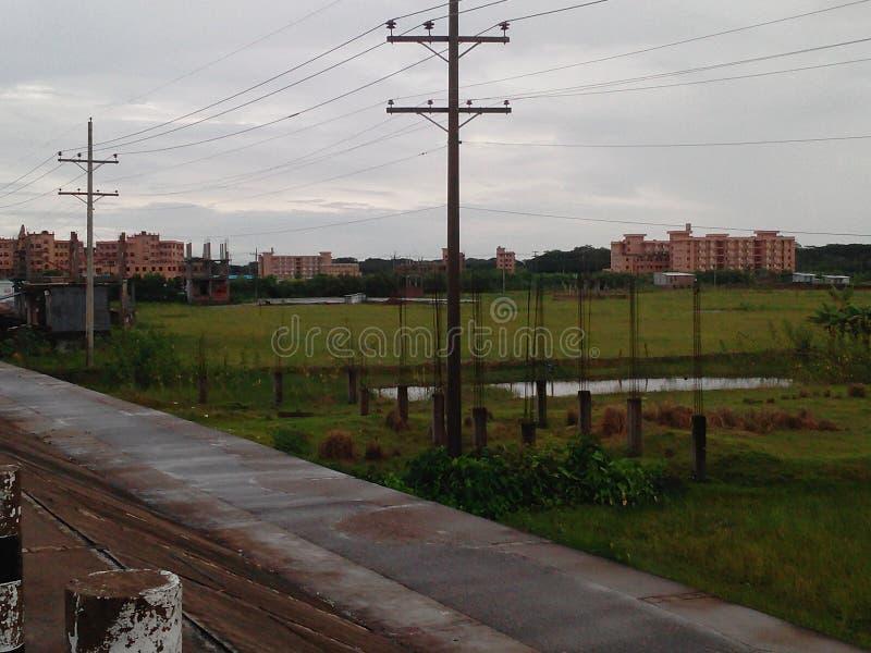 barisal varsity in Bangladesh stock foto