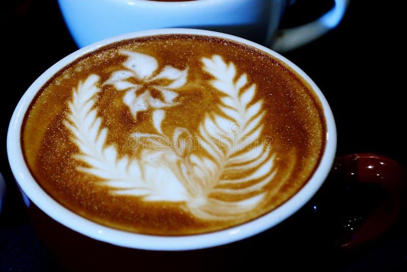 Barista咖啡 图库摄影