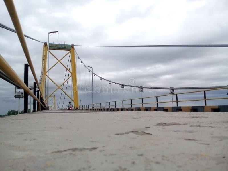 Barito most zdjęcie stock