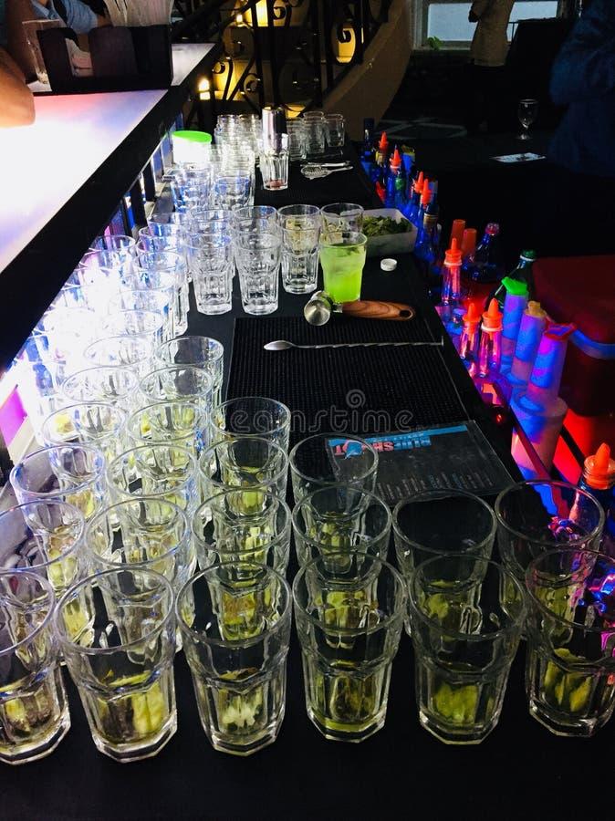 Barman images stock