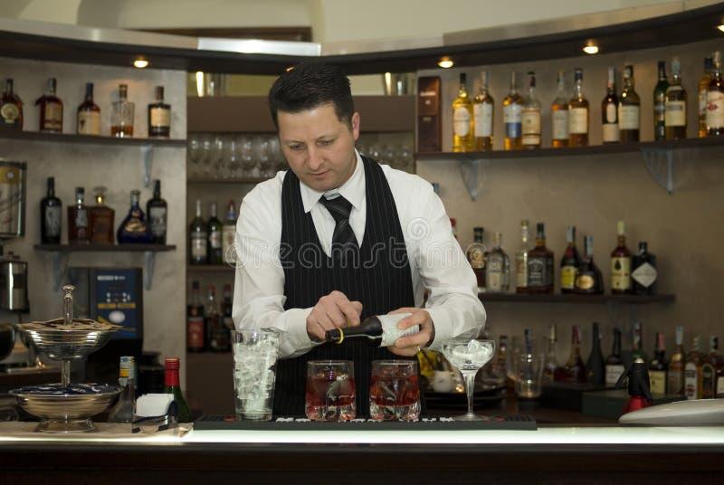 Download Barman Stock Photo - Image: 18590200