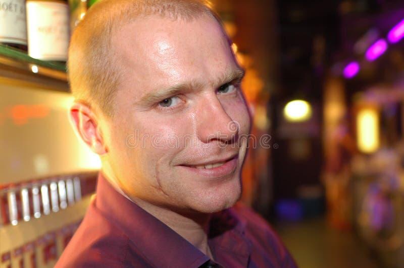 barman στοκ εικόνες
