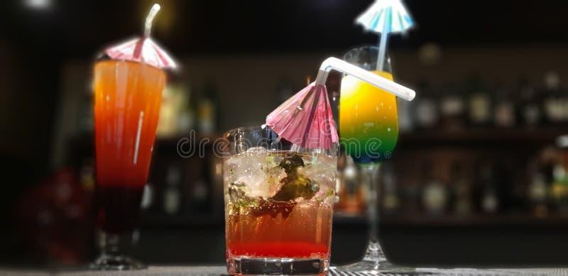 barman stock afbeelding