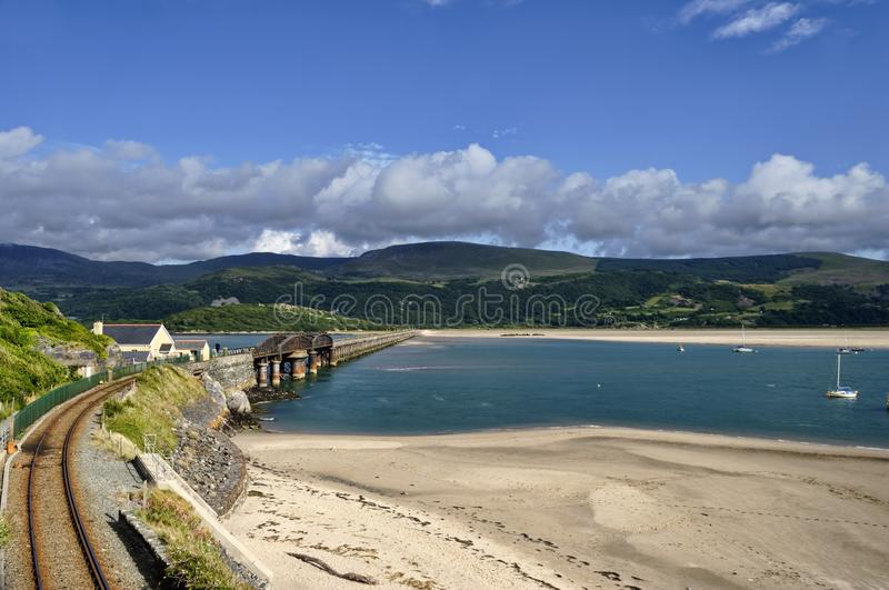 barmouth most obraz royalty free