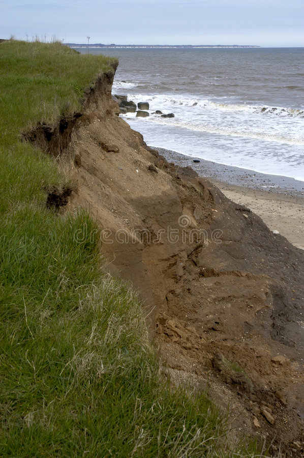 Download Barmston 2 stock photo. Image of collapsed, oceans, rocks - 115102