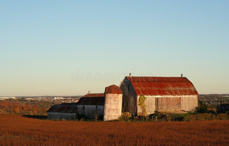 Barn royalty free stock photo