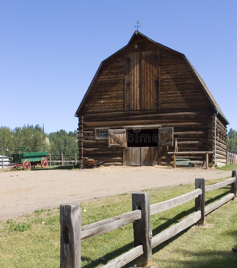 Barn stock image