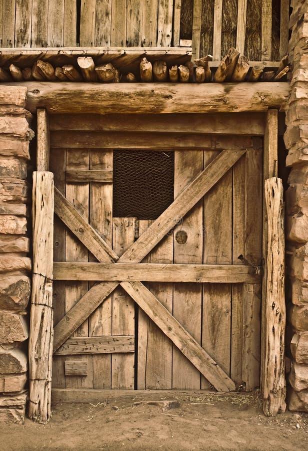 Free Barn Door Stock Photos - 11016023