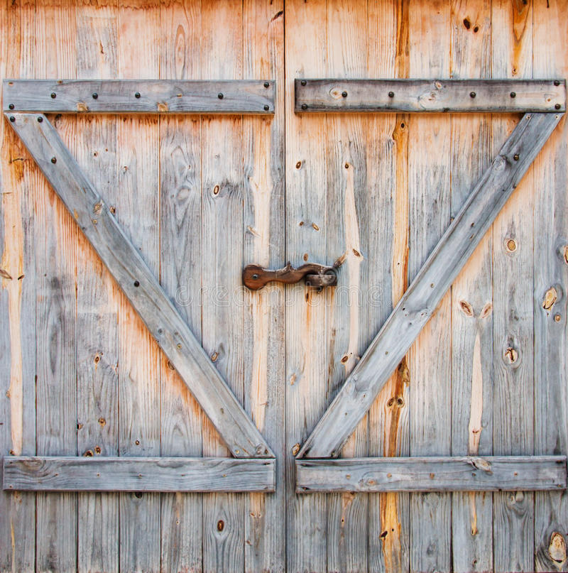 Free Barn Door Royalty Free Stock Photos - 27165788