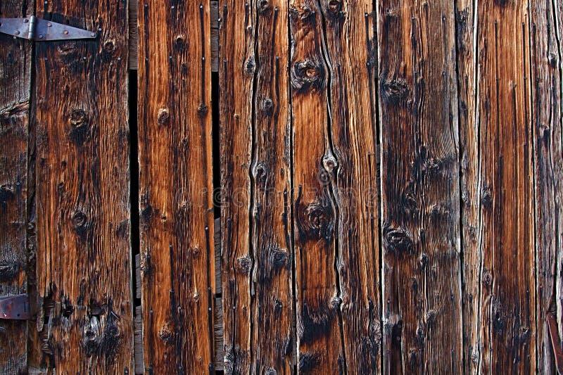 Barn Door Texture stock photo