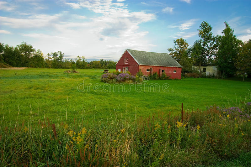 Download Barn At Dusk Stock Images - Image: 11429494