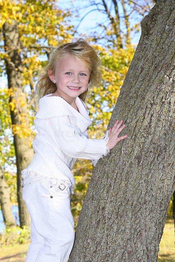 barn för 16 höst royaltyfria foton