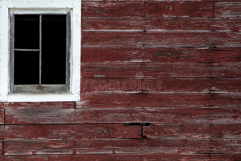 Barn Flag royalty free stock photography