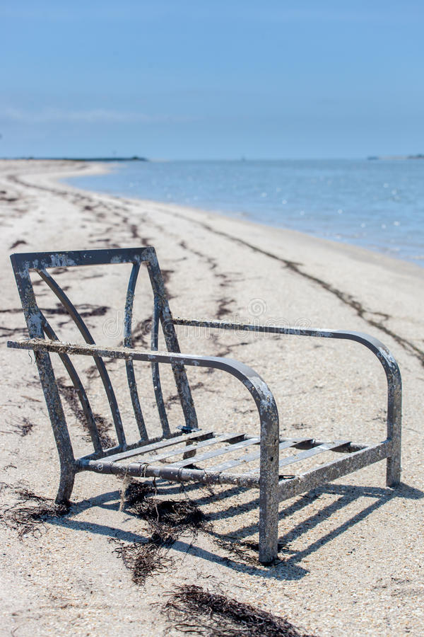 Download Barnacle Chair stock photo. Image of water, vertical - 26461230