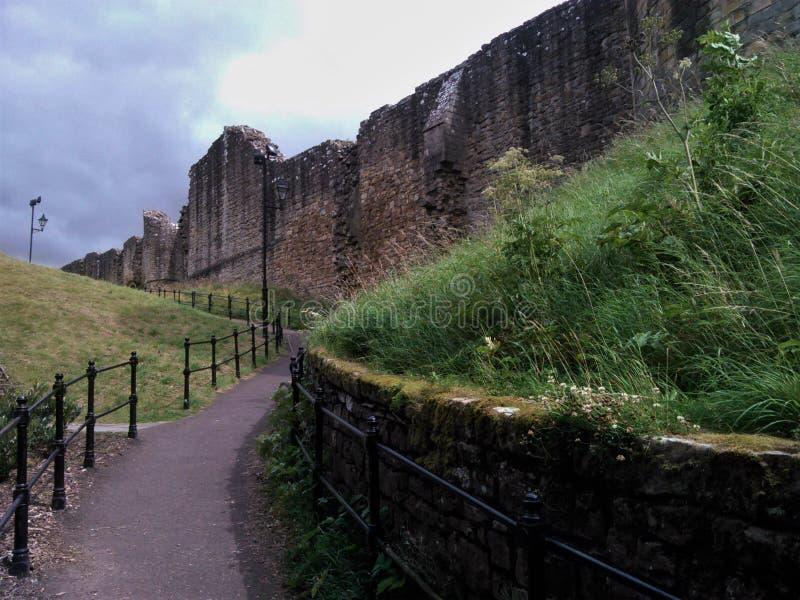 Barnard Castle stock photography