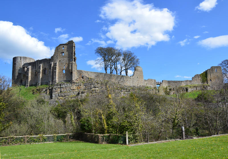 Barnard Castle royalty free stock image