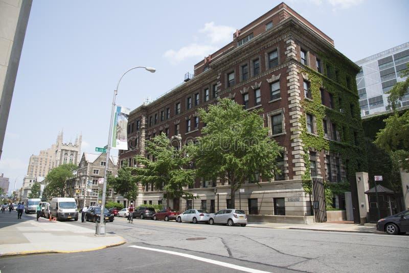 Barnard College for women New York USA royalty free stock image