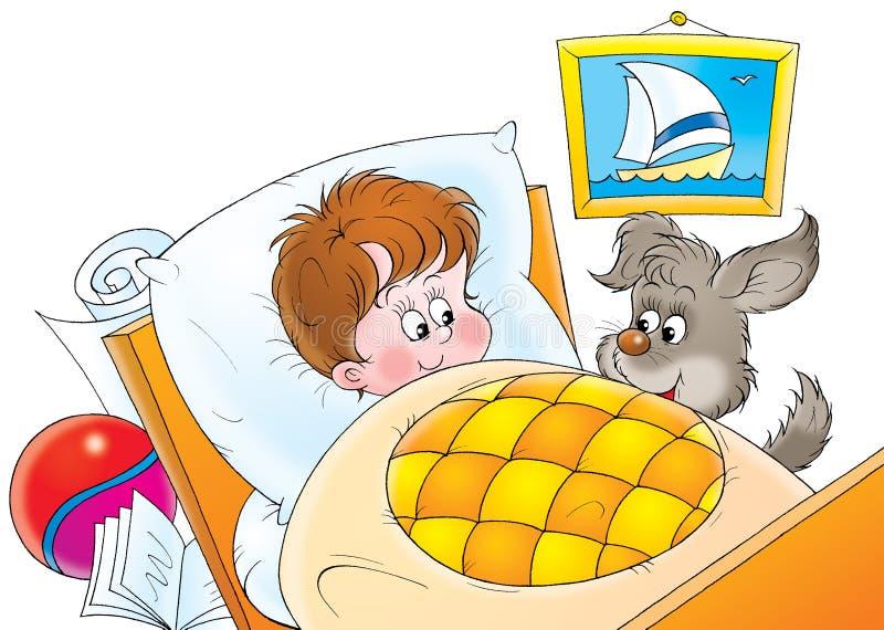barndom 005 vektor illustrationer
