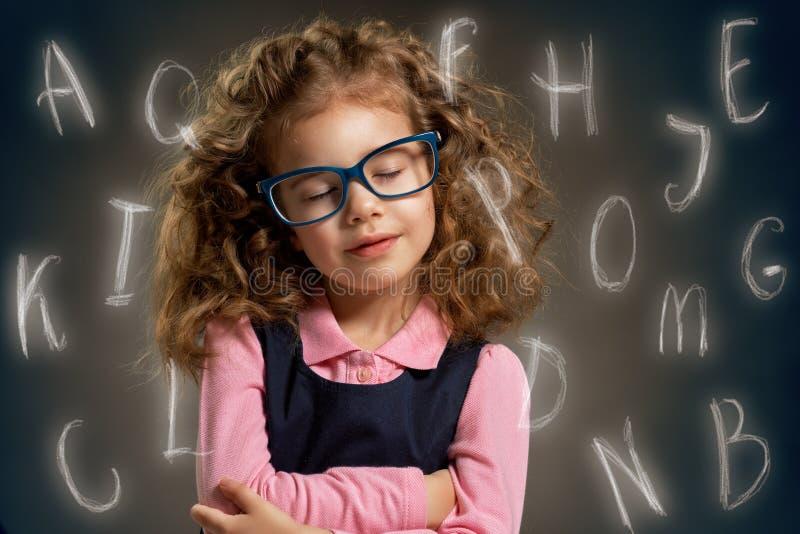 Barndröm arkivfoto