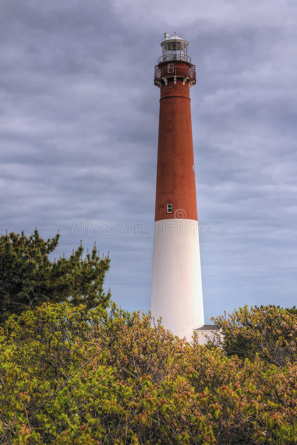 Barnegat Lighthouse, New Jersey stock photos