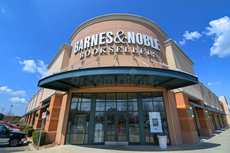 Barnes e librai nobili fotografie stock