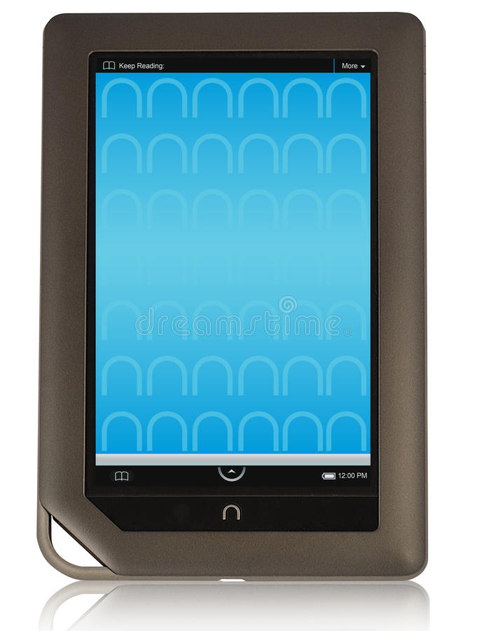Download Barnes And Noble Nook Color Editorial Photo - Image of isolation, interaction: 18682011