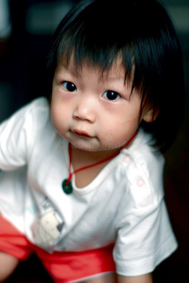 barnkines royaltyfri foto