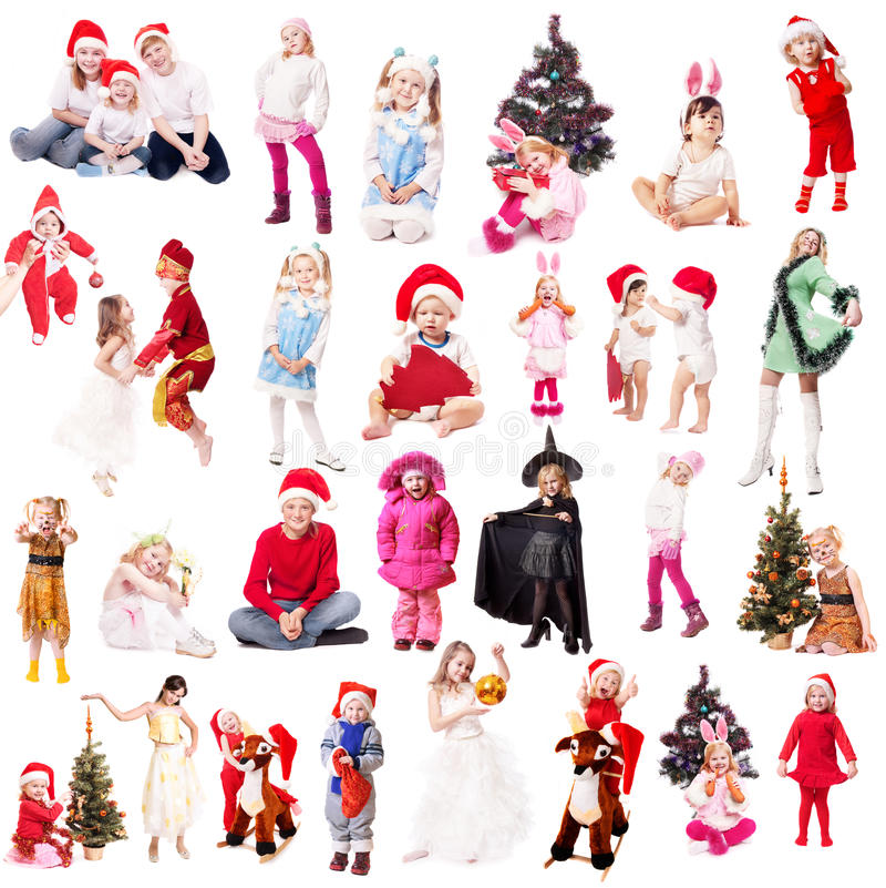 barnklänninginfall royaltyfri fotografi
