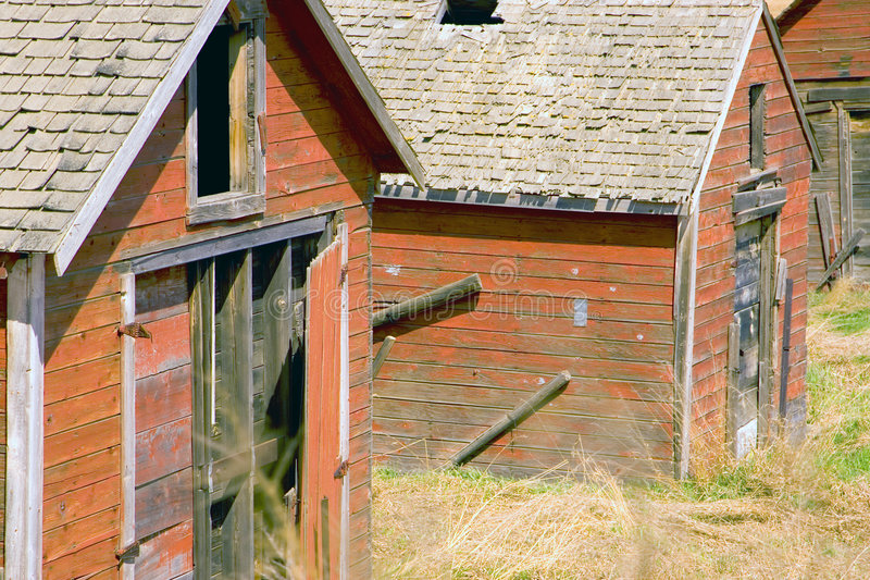 Barns 3 royalty free stock photos
