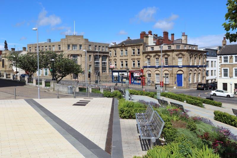 Barnsley, Regno Unito immagine stock libera da diritti