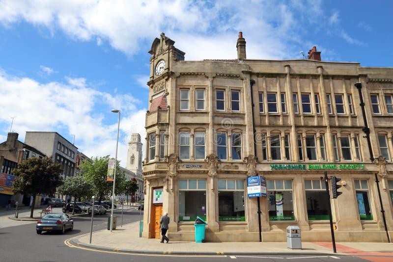Barnsley UK fotografering för bildbyråer