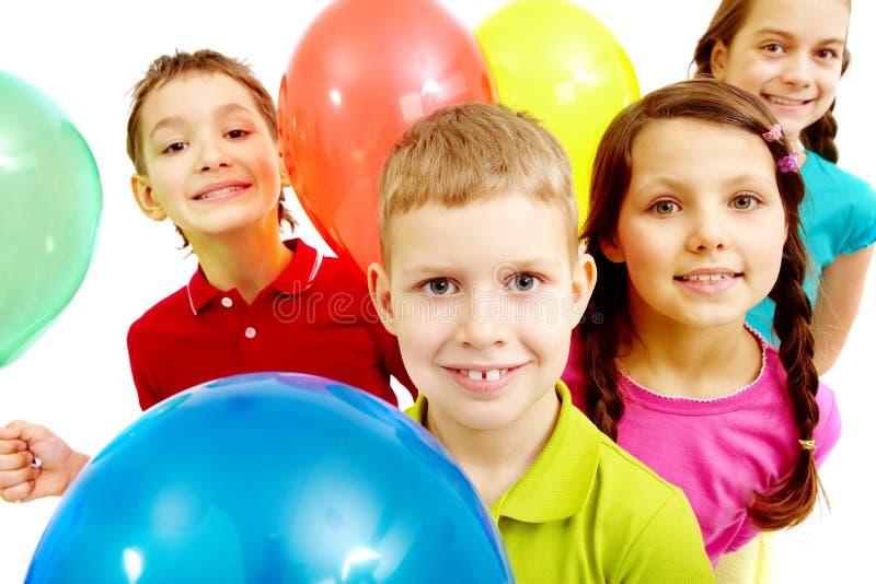 barnslig festival royaltyfria foton