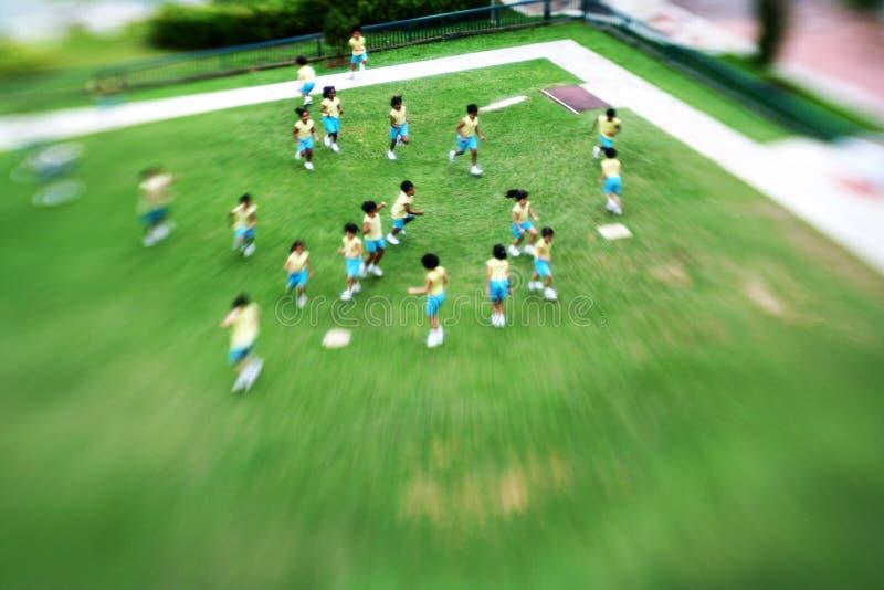 Download Barnspelrum s fotografering för bildbyråer. Bild av barn - 991521