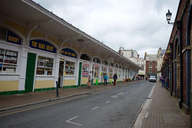 Barnstaple Północny Devon UK obrazy stock