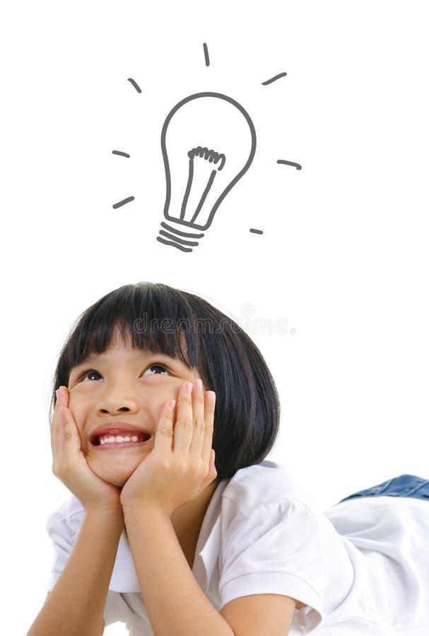 barnutveckling royaltyfri foto
