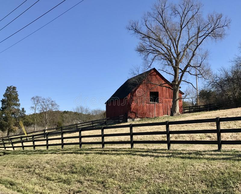 barnyard zdjęcie stock