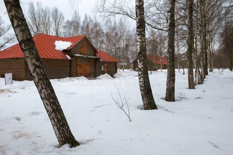 barnyard foto de archivo libre de regalías