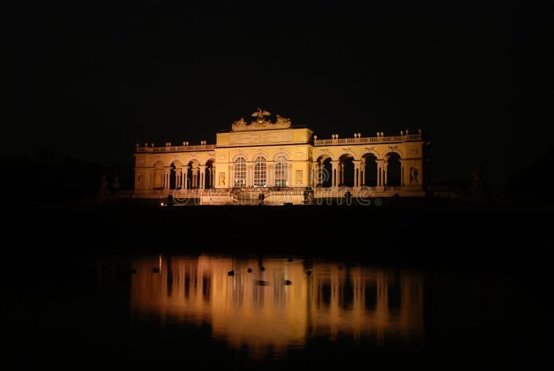 Barockes Gebäude lizenzfreie stockfotos