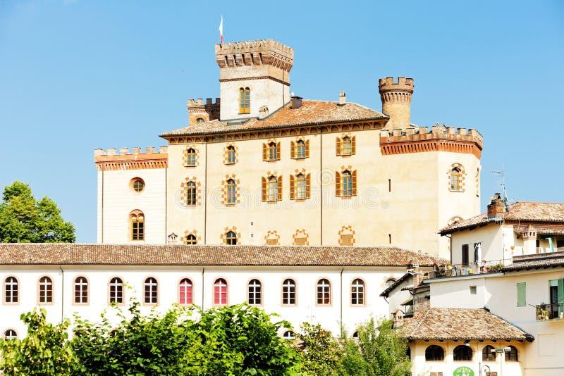Barolo, Italien lizenzfreie stockfotos