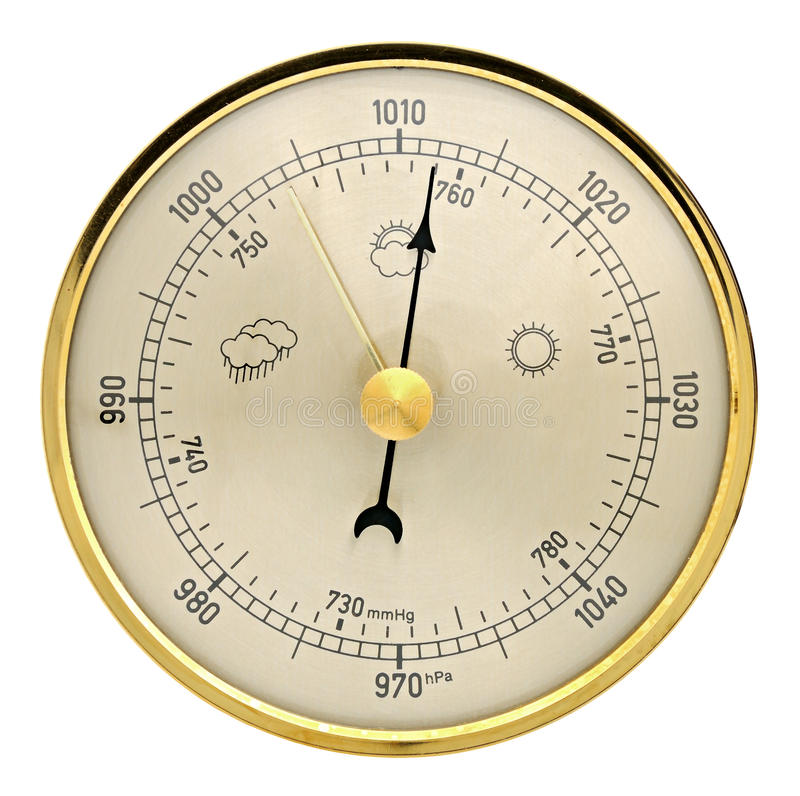 Free Barometer Stock Photos - 13953203