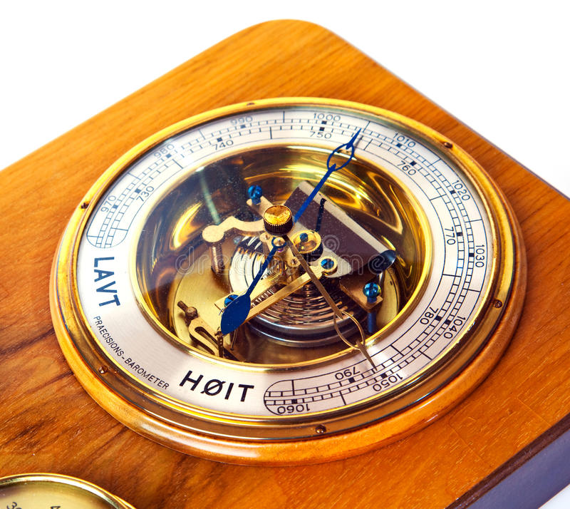 Free Barometer Royalty Free Stock Photos - 16631478