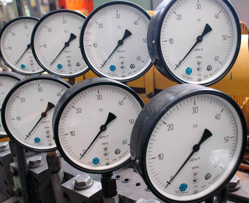 Barometer lizenzfreies stockbild