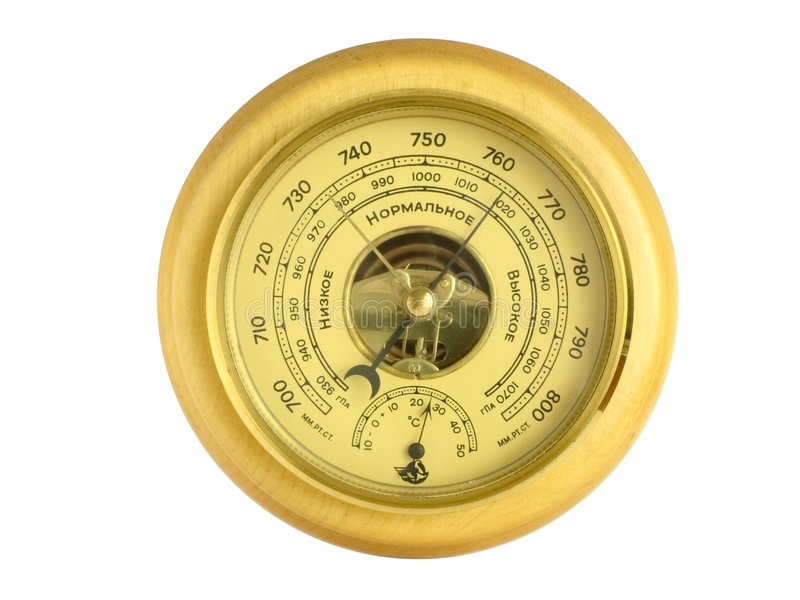 Download Barometer stock photo. Image of arrow, science, instrument - 9233388
